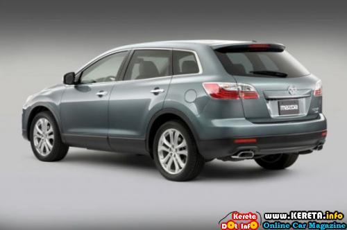 MAZDA CX9 2010 rear
