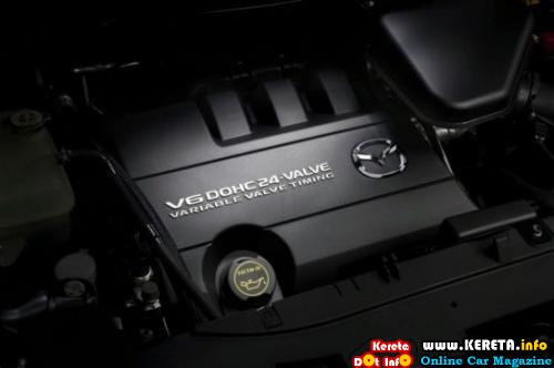 MAZDA CX9 engine