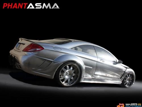 mercedes-cl65-amg-phantasma-side-rear-poster