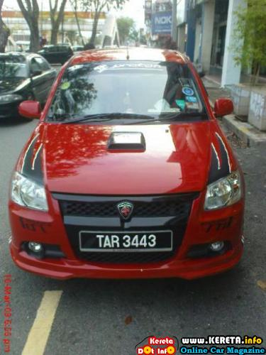 Modified Proton Saga BLM 1