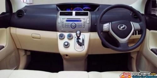 Perodua Mpv Dashboard