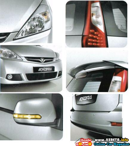 PROTON EXORA MPV FULL SPECIFICATION + PICTURES + PRICE OF PROTON MPV