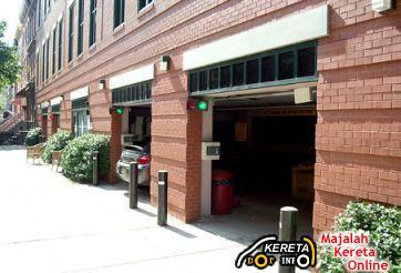 Robotic Garage