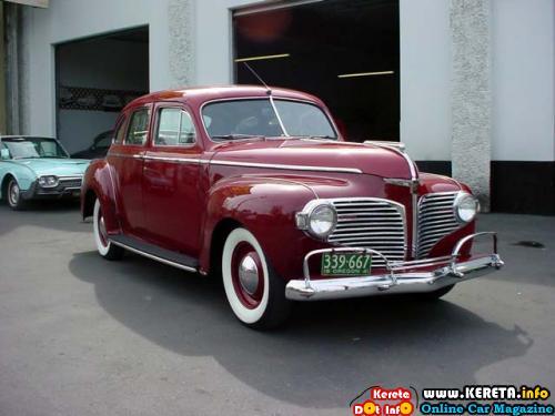 Vintage Car 1941 Dodge Classic