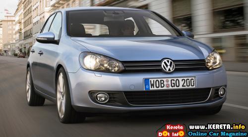 Volkswagen Golf MK6 Front 2