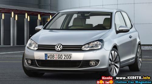 Volkswagen Golf MK6 Front