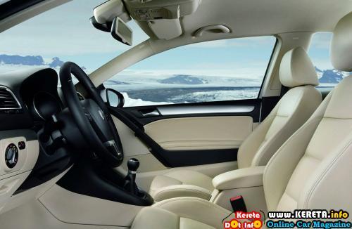Volkswagen Golf MK6 Interior2