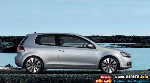 Volkswagen Golf MK6 Side