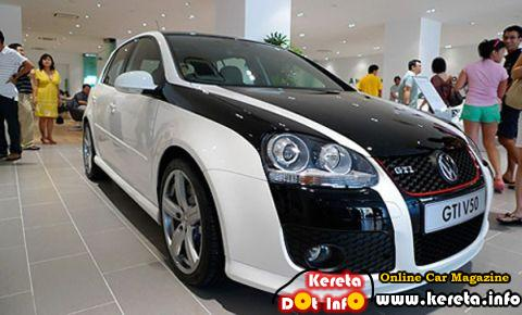 VW GOLF GTI V50 3