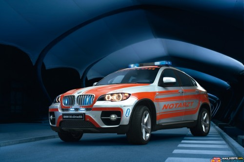 bmw x6 ambulance front 500x333