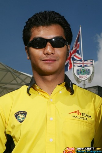 FAIRUZ FAUZY ELECTED TO BE PART OF BRITISH RACING DRIVERS CLUB