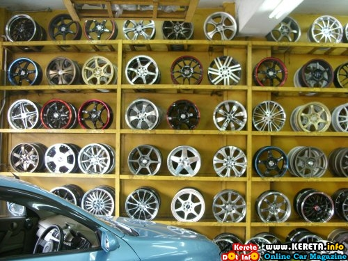 picture gambar sport rims design 14 15 16 17 inch style beautiful cantik 3