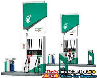 RON95 CHEAPER FUEL INTRODUCED AT RM1.72 TO REPLACE RON92. RON97 WILL BE AT RM2 PER LITRE