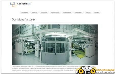 window film factory