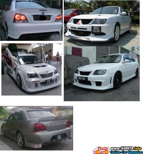 modified proton waja 6 463x500