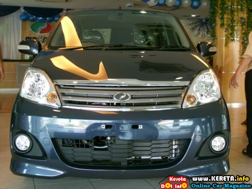 PERODUA VIVA ELITE SPECIFICATION & PICTURES