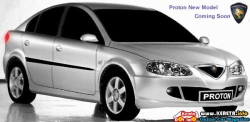 3 PROTON NEW MODELS? NEW WAJA (PUTRA GTI) / GEN2 COUPE / PERSONA FACELIFT?