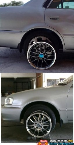 WHICH SPORT RIMS SUITABLE FOR MY CAR?