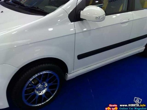HYUNDAI GETZ SE SPECIAL LIMITED EDITION NOW AVAILABLE