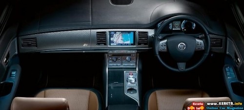 jaguar xfr interior 500x225