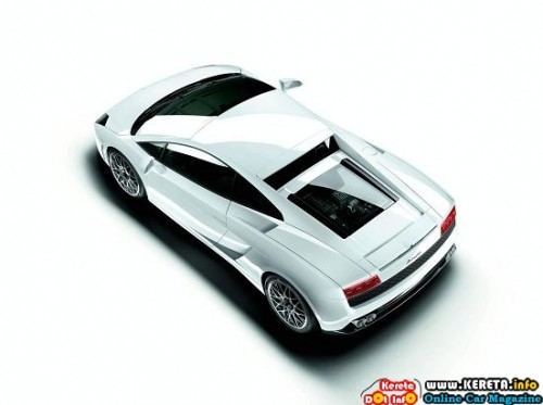 lamborghini gallardo hybrid rear top 500x373