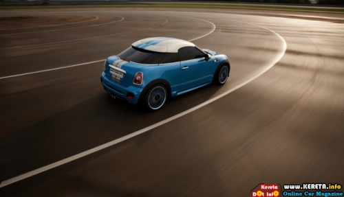 mini cooper coupe concept rear move 500x287