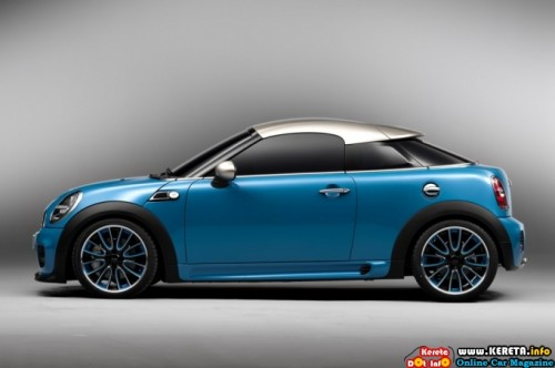 mini cooper coupe concept side 500x332