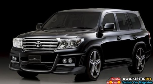 ALL NEW LAND CRUISER