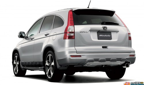 NEW FACELIFT 2010 HONDA CR-V
