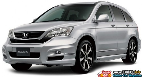new facelift 2010 honda cr v suv modulo version. Black Bedroom Furniture Sets. Home Design Ideas