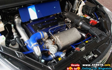 NEW LOTUS - PROTON ENGINE 1600cc EQUAL 2000cc PERFORMANCE LAUNCHED