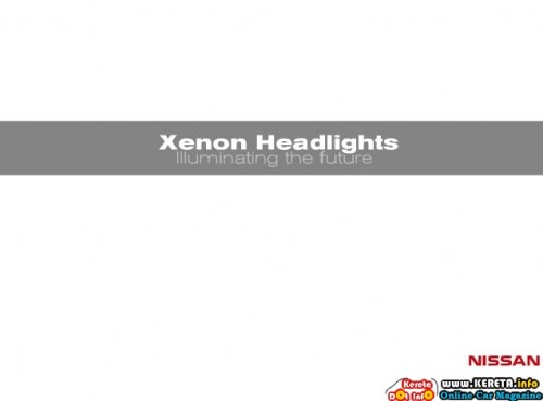 nissan-xenon-headlights