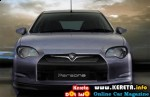 PROTON PERSONA MODIFIED IMAGE - GTR BUMPER skyline