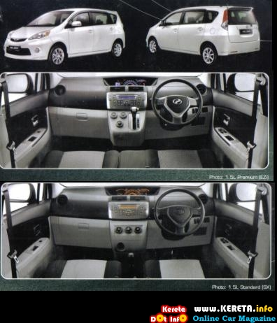 perodua alza mpv price list and monthly payment