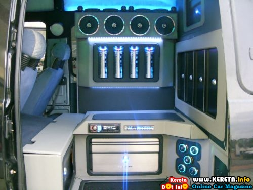 EXTREME PERFECT AUDIO SYSTEM
