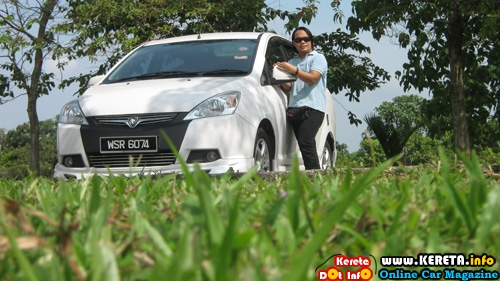 FIERCE LOOK  MODIFIED PROTON EXORA BODYKIT