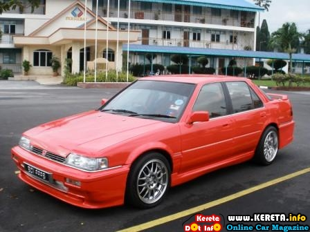 legendary honda accord ca5 1