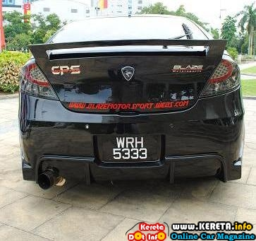 modified gen2 cps steel bodykit shasi blaze