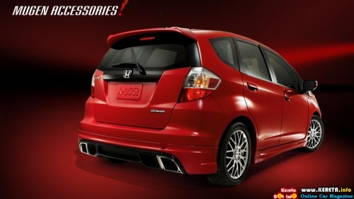mugen honda jazz rear 500x281