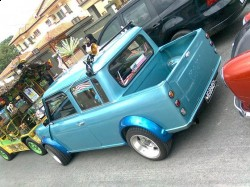 MODIFIED MINI : TRUCK VERSION