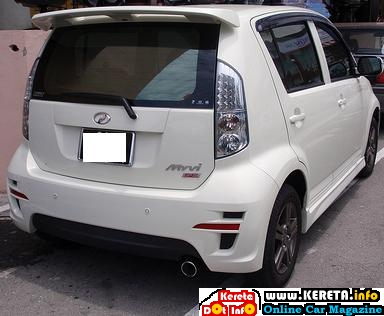 PERODUA MYVI SE AUTO MONTHLY PAYMENT PRICE LISTS