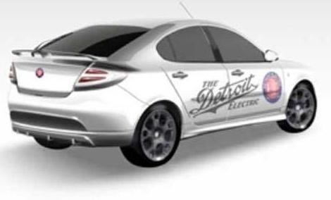 PROTON GEN2 HYBRID ELECTRIC CAR DESIGN