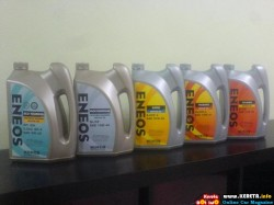 ENGINE LUBRICANT ENGINE OIL PRICE LIST IN INDONESIA - Enenos