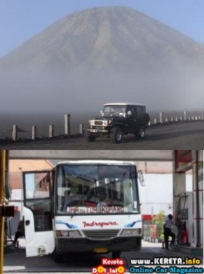 EXPLORE INDONESIA - TRANSPORTATION : CAR, BIKE, BUS, TRAIN & FUEL