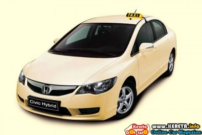 TAXI HONDA CIVIC