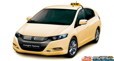 TAXI HONDA INSIGHT HIBRID