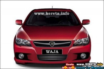 MY CRAZY IMPRESSION - PROTON SEDAN WAJA REPLACEMENT MODEL