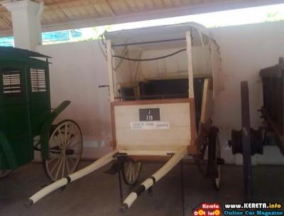 Muzium Negara Kereta Kuda Johor 400x304