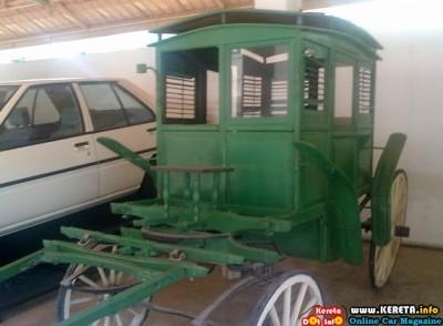 Muzium Negara Kereta Kuda Melaka 400x294