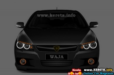 Proton sedan waja replacement AT NIGHT 400x265